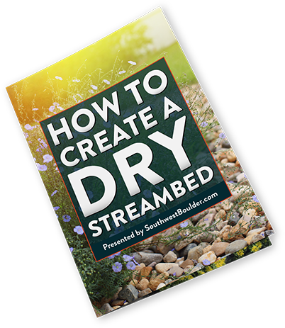Free Book: How to Create a Dry Streambed